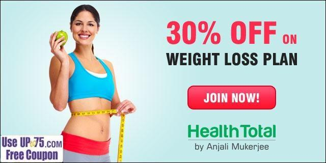 Anjali Mukerjee Health Total offers India