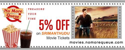 NoMoreQueue Movies offers India
