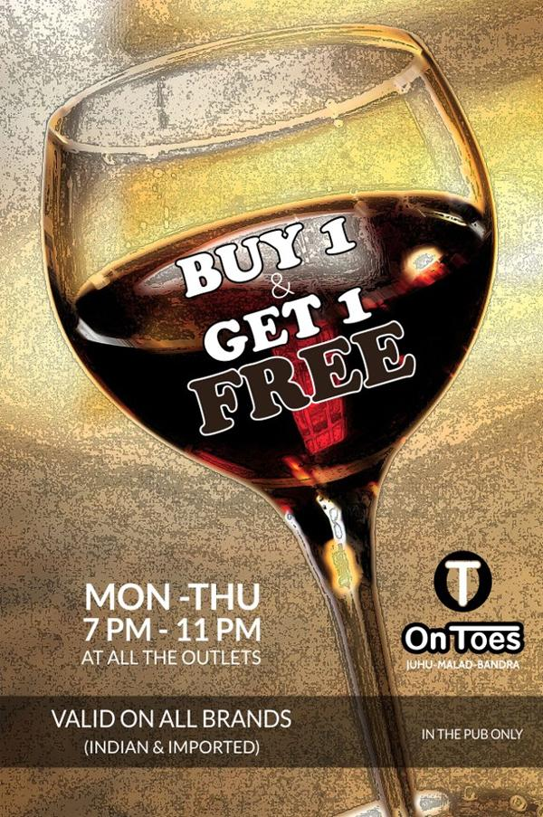 On Toes Restaurant offers India