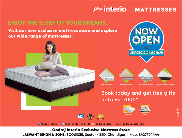 Godrej Interio offers India