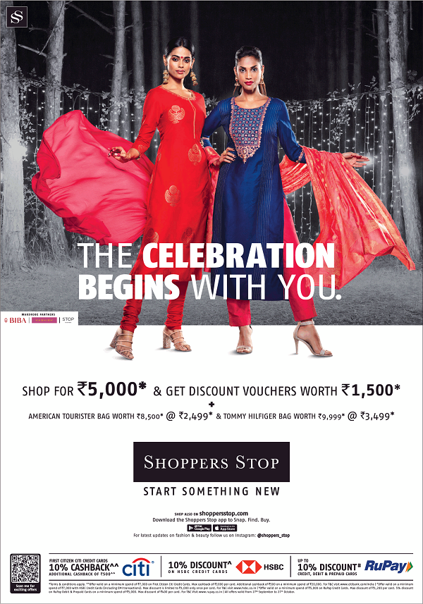 Shoppers Stop Chandigarh Sales Deals Discounts Offers Stores 2021