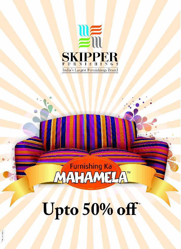 Skipper Furnishings offers India