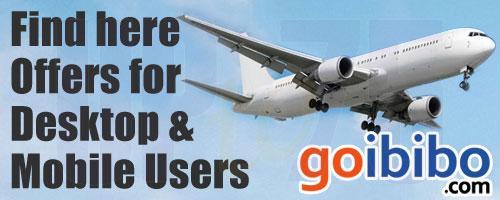 Goibibo offers India