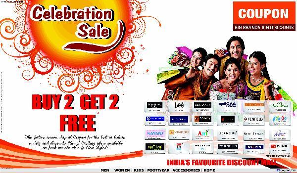 Coupon Bengaluru Store Outlets Deals Sales 2020