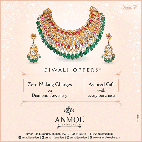 Anmol Jewellers offers India