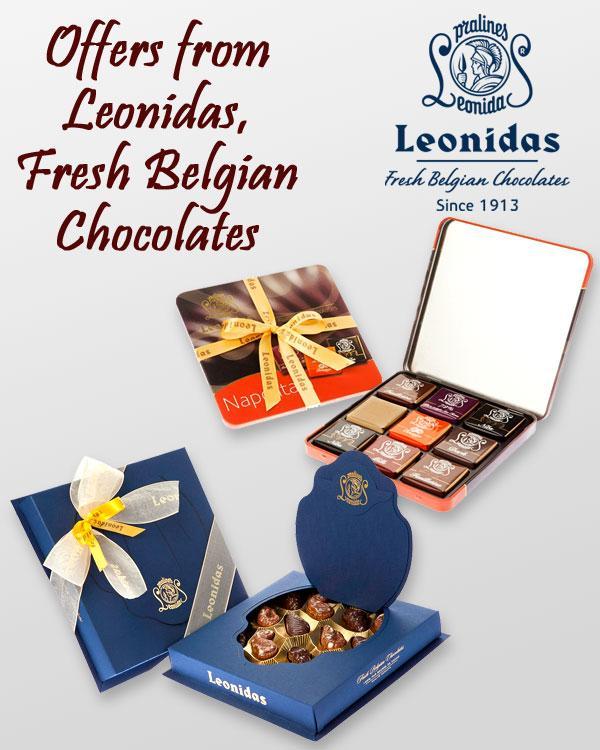 Leonidas offers India