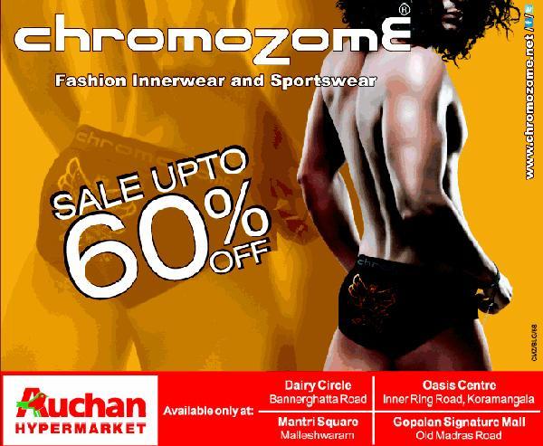Chromozome offers India