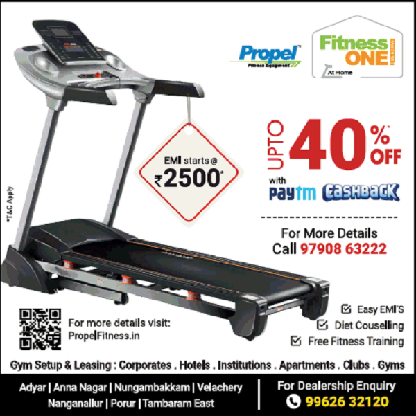 Propel offers India