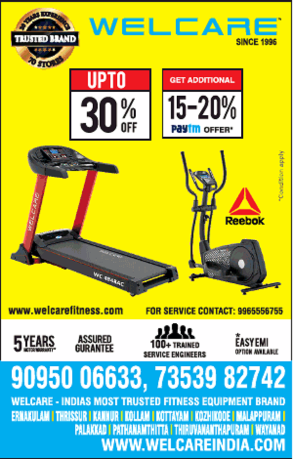 Welcare offers India
