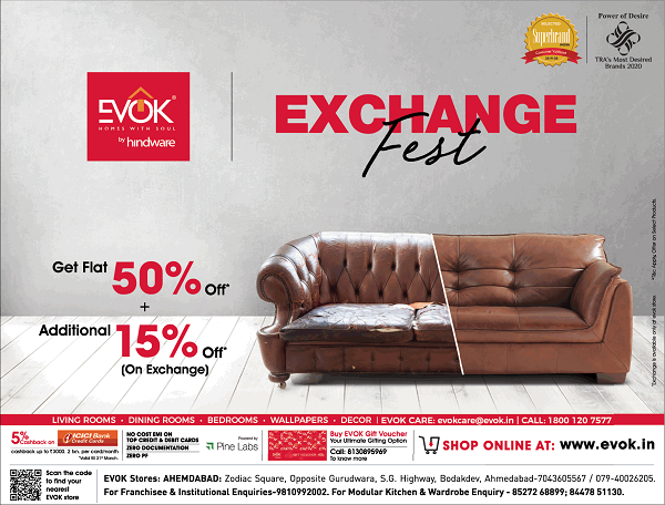 Evok offers India