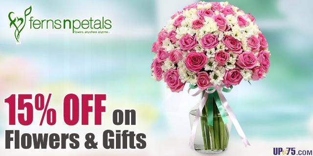 Ferns N Petals offers India
