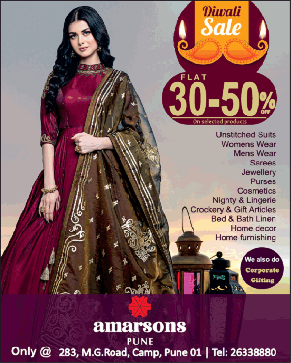 Amarsons offers India