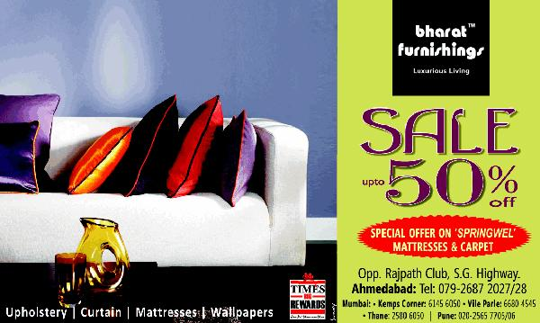 Bharat Furnishings offers India