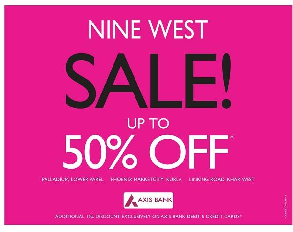 Nine West offers India
