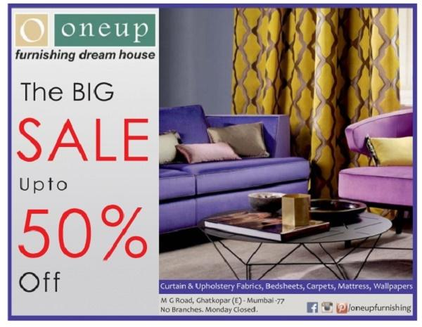 One Up Furnishings offers India