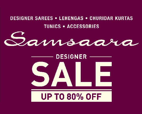 Samsaara offers India