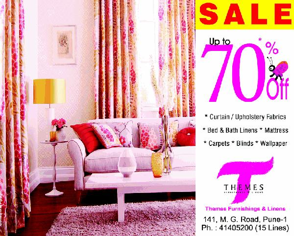 Themes Furnishing offers India