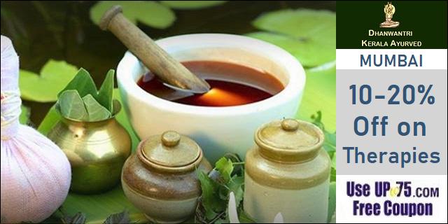 Dhanwantri Kerala Ayurved offers India