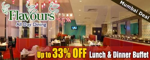 Grand Hometel - Flavours offers India