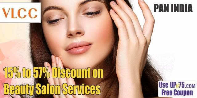 Vlcc Salon Offers Coupons Discounts Beauty Services Price List