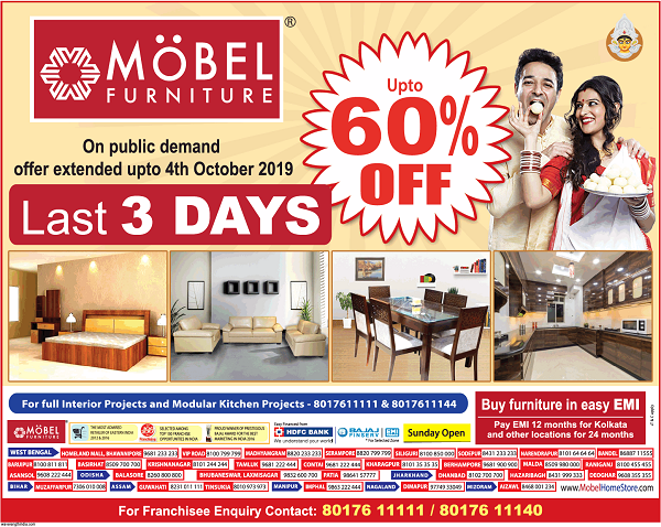 Mobel Furniture offers India