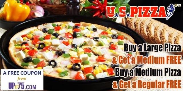US Pizza offers India