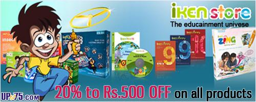 ikenstore offers India