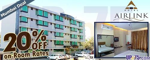 Hotel Airlink offers India