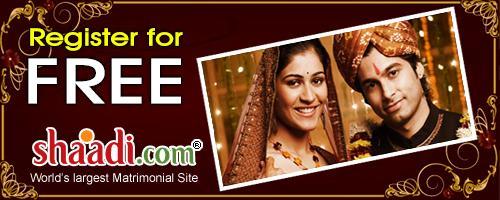 Shaadi offers India