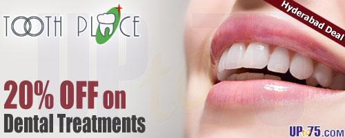Tooth Place Dental Care Center offers India