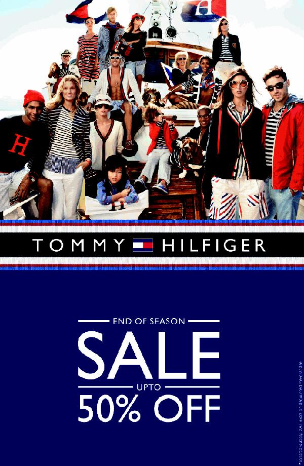 Tommy Hilfiger offers India