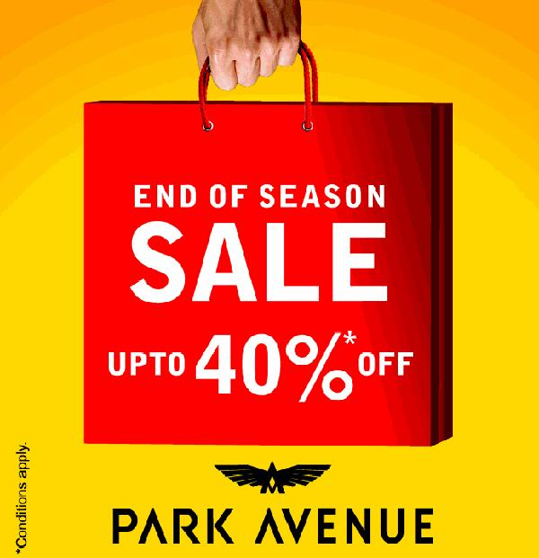 Park Avenue offers India