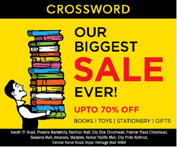 Crossword offers India