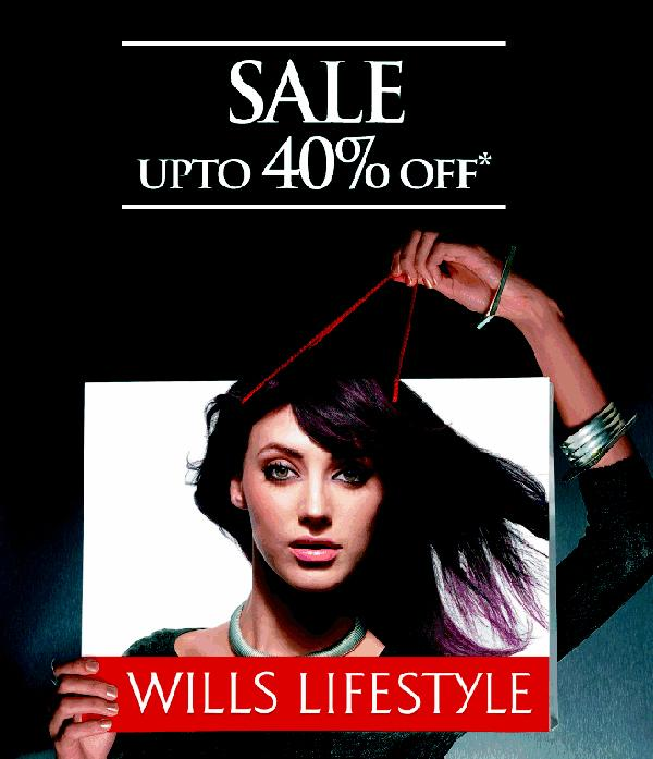 Wills Lifestyle offers India