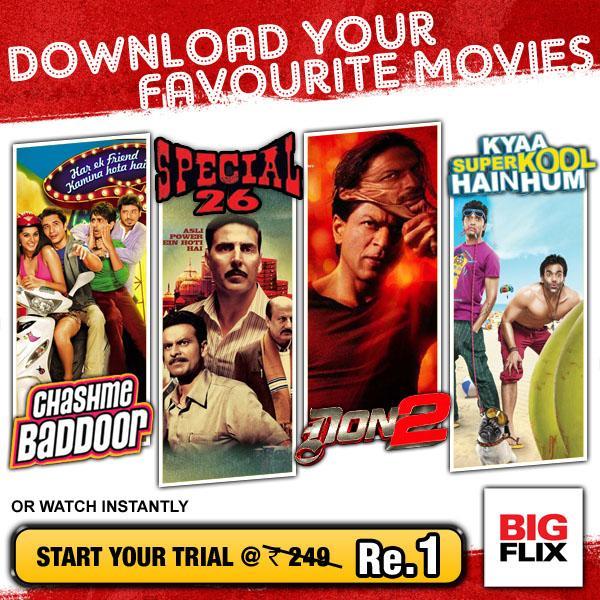 BIGFLIX offers India