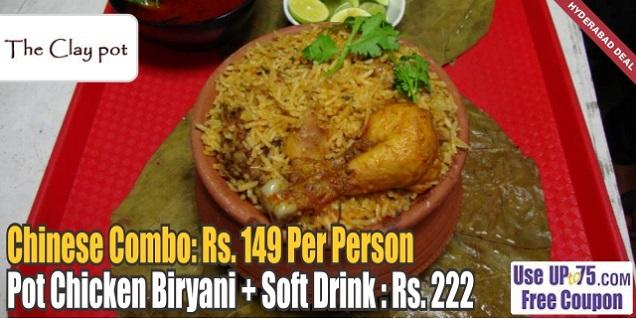 The Clay Pot offers India