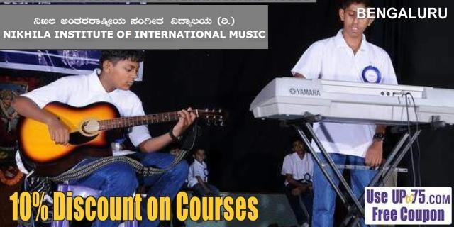Nikhila Institute of International Music offers India