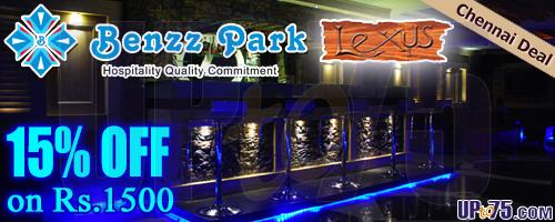 Lexus Resto Bar Benzz Park T Nagar Chennai Deals Discounts ...