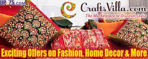 Craftsvilla offers India