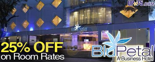 BluPetal Hotel offers India