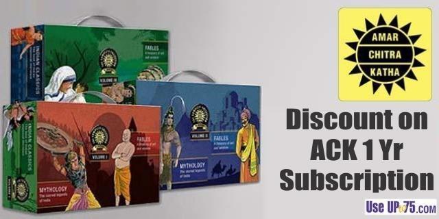 Amar Chitra Katha offers India