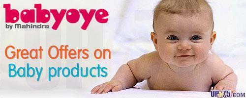 Babyoye offers India