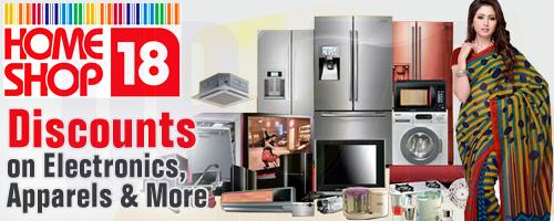 Homeshop18 offers India