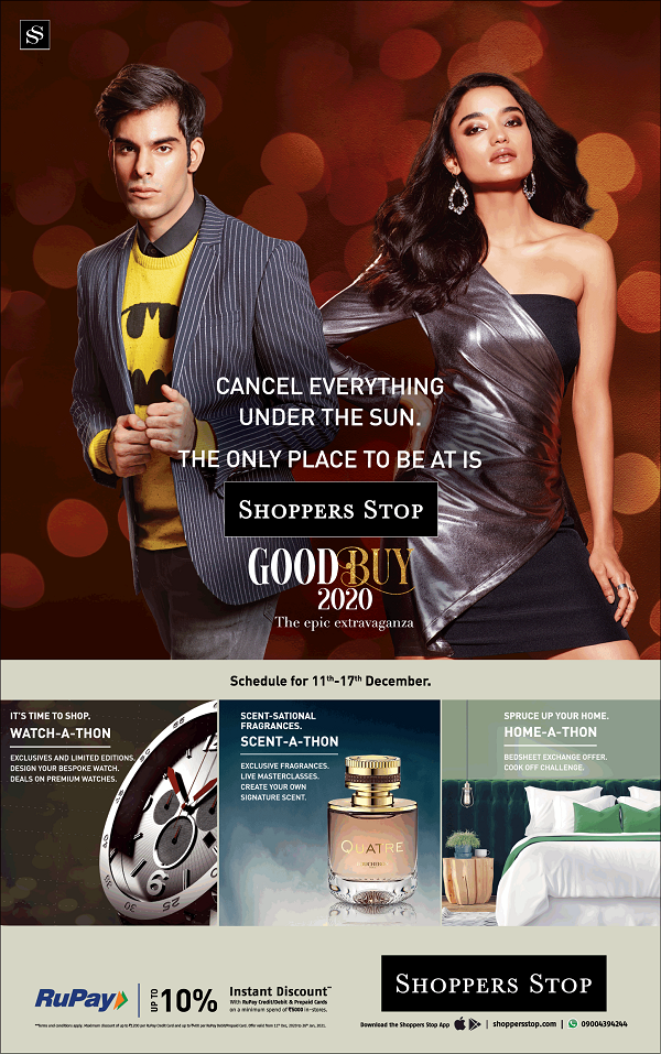 Shoppers Stop offers India