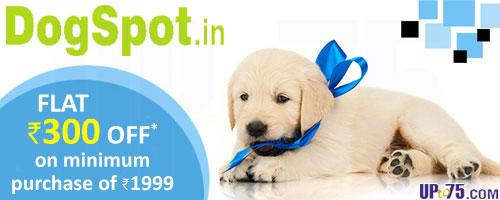 DogSpot offers India
