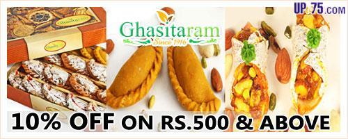 Ghasitaram Gifts offers India