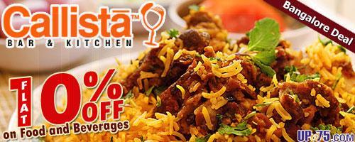 Callista offers India