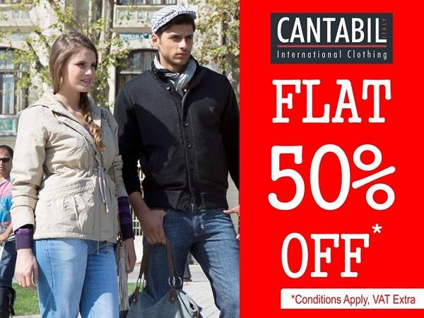 Cantabil International Clothing offers India