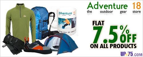 Adventure 18 offers India