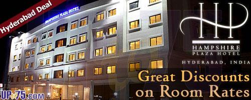 Hampshire Plaza Hotel offers India
